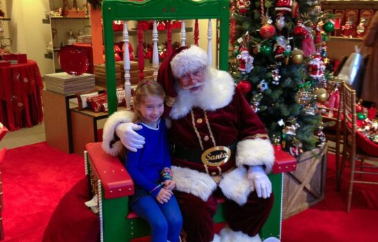 Have Breakfast with Santa at Neiman Marcus San Diego
