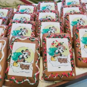 Recipe: Disneyland's Gingerbread Shingles (Cookies)