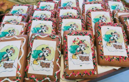 Recipe: Disneyland's Gingerbread Shingles (Cookies)