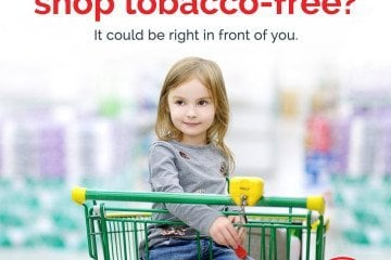 Shop Tobacco Free in San Diego