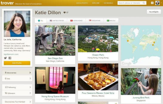 7 Reasons Why Travel Planning Is Easier with Trover – #TroveON