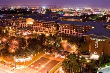 Disney's Grand Californian Hotel and Spa is Disneyland Resort's luxury hotel option