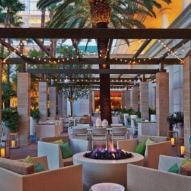Las Vegas with Kids Is Easy at the Four Seasons Hotel