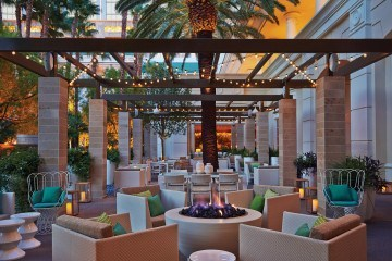 Four Seasons Hotel Las Vegas is the best luxury hotel in the city for kids