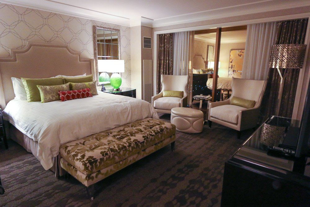 four seasons hotel las vegas suite
