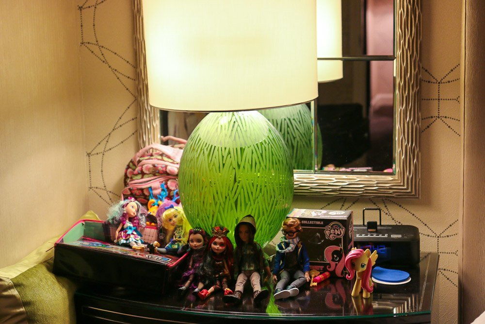 Four Seasons Hotel Las Vegas nannies