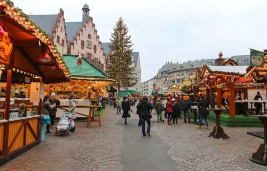 Germany Christmas Markets River Cruise: Packing, Flights and Arrival