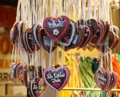 Glorious Food to Try at the Frankfurt Christmas Market