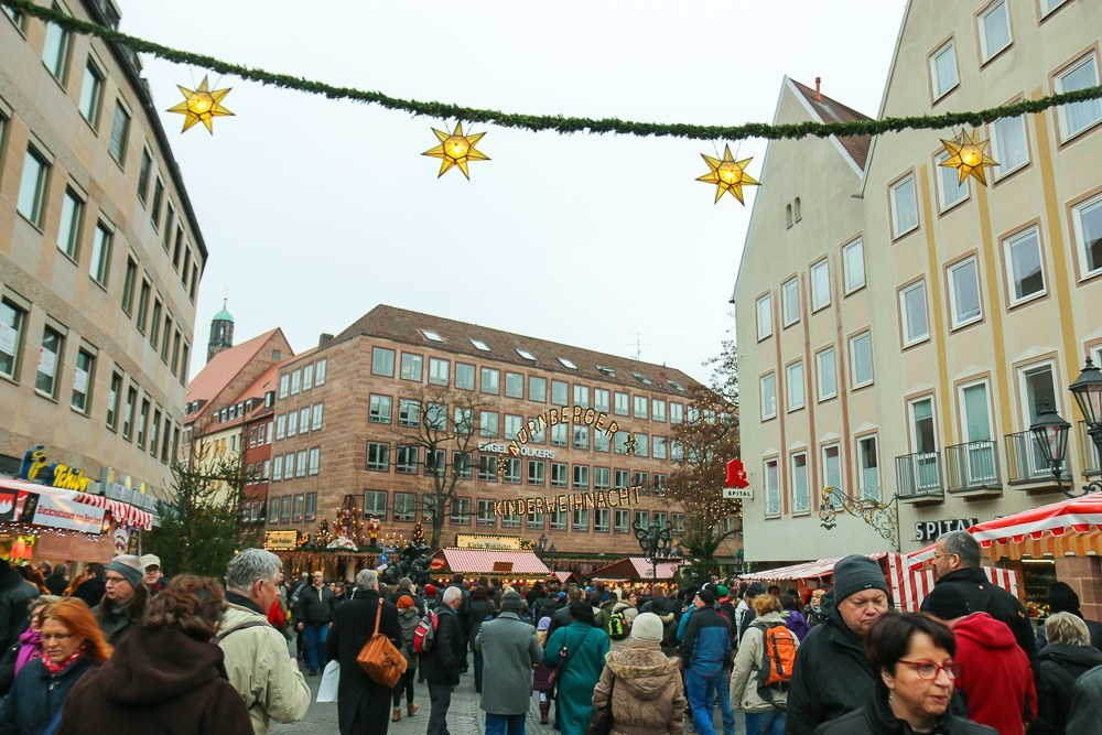 The Nuremberg Children's Christmas Market (Kinderweihnacht)