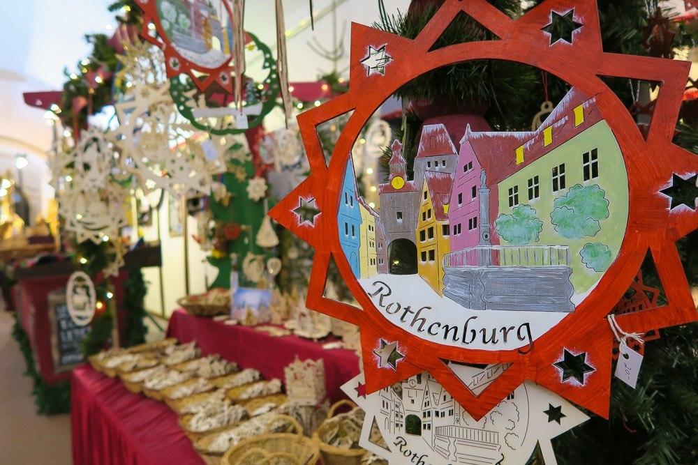 Rothenburg Christmas Ornament