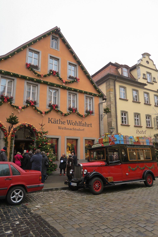 Kathe Wohlfarcht store in Rothenburg