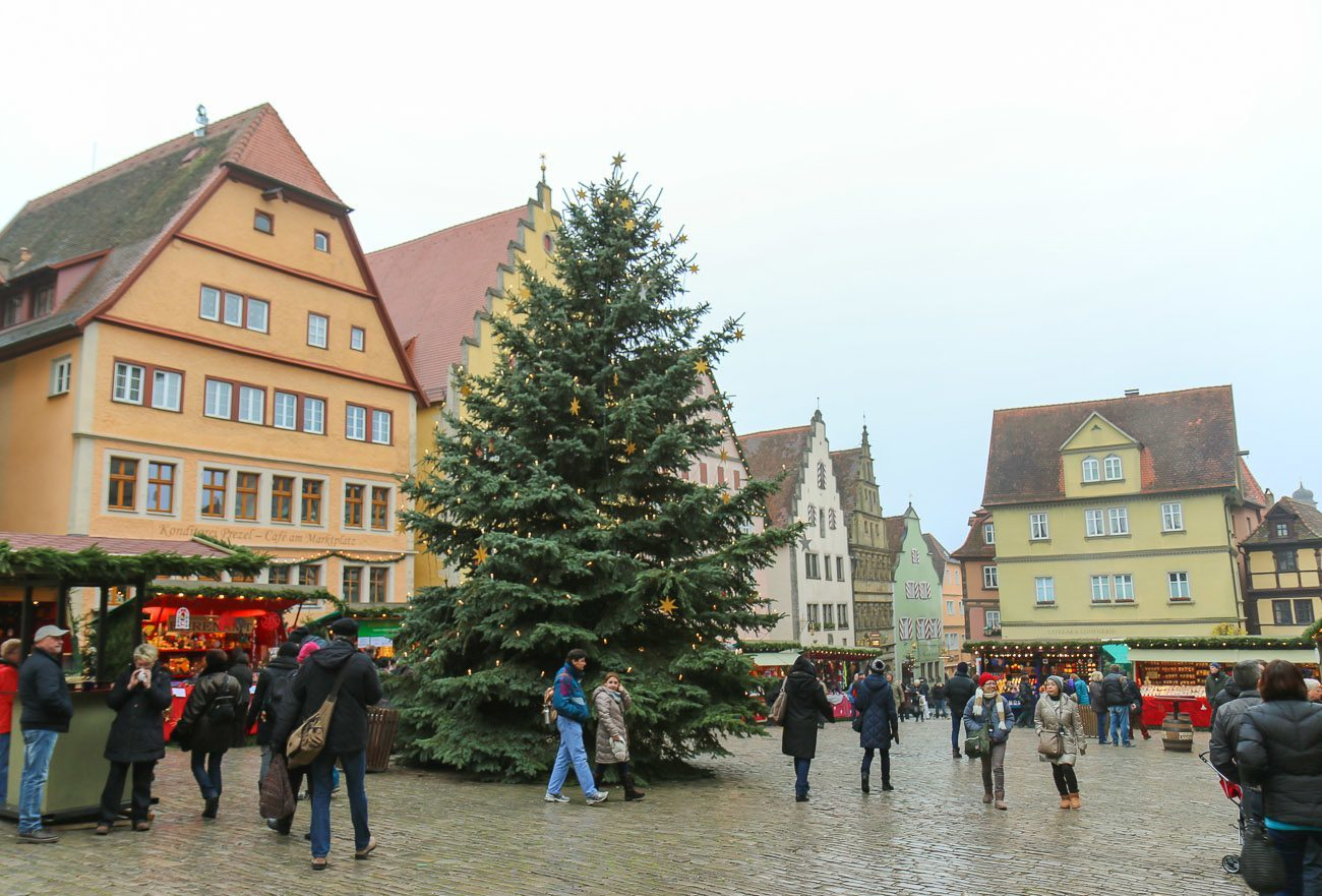 See Why Rothenburg Is the Ultimate Christmas Town - La Jolla Mom