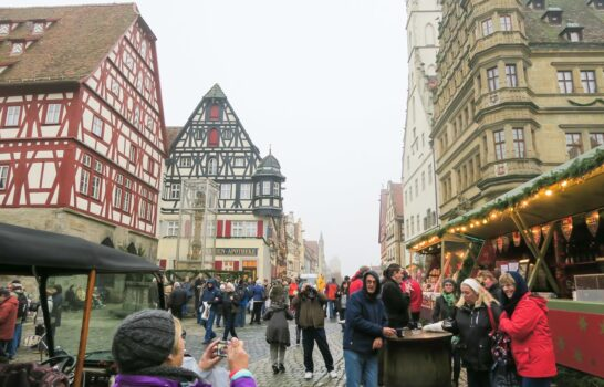 Rothenburg Is the Ultimate Christmas Town