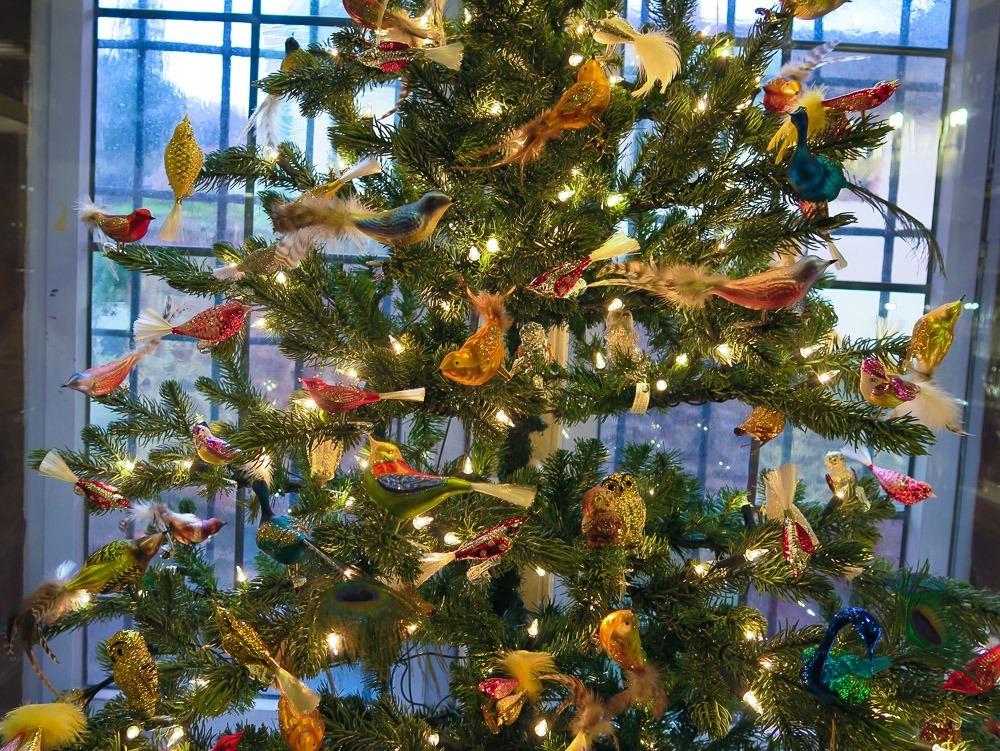 Wertheim Glass Museum Christmas Ornaments