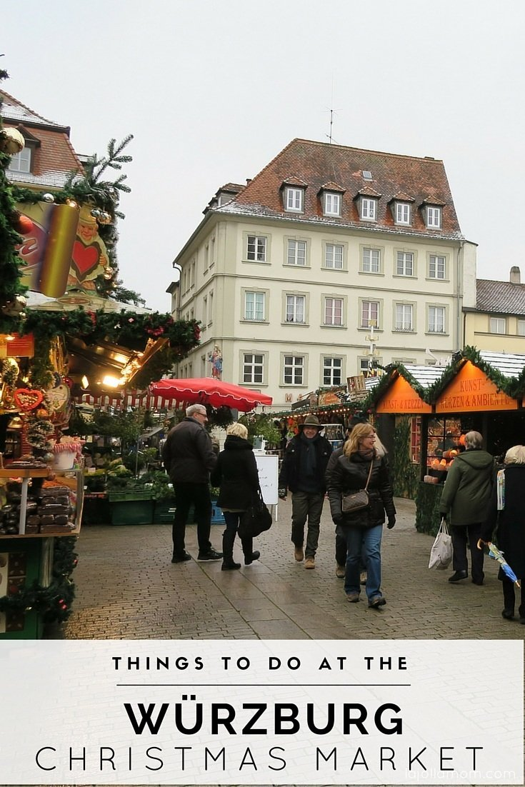 See what it's like to shop at the Wurzburg Christmas Market in Bavaria, Germany as well as tour the nearby Wurzburg Residence.