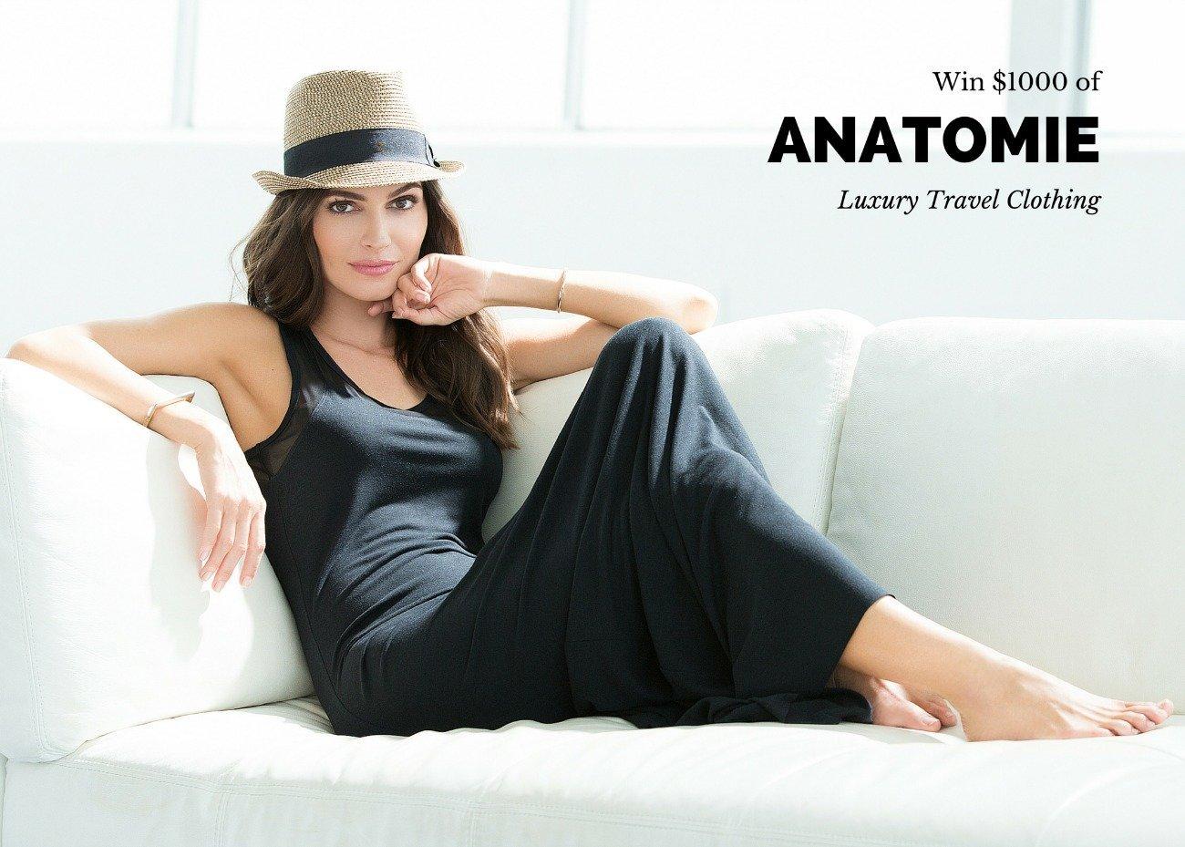 Win 1000 Of Stylish Anatomie Travel Clothing La Jolla Mom