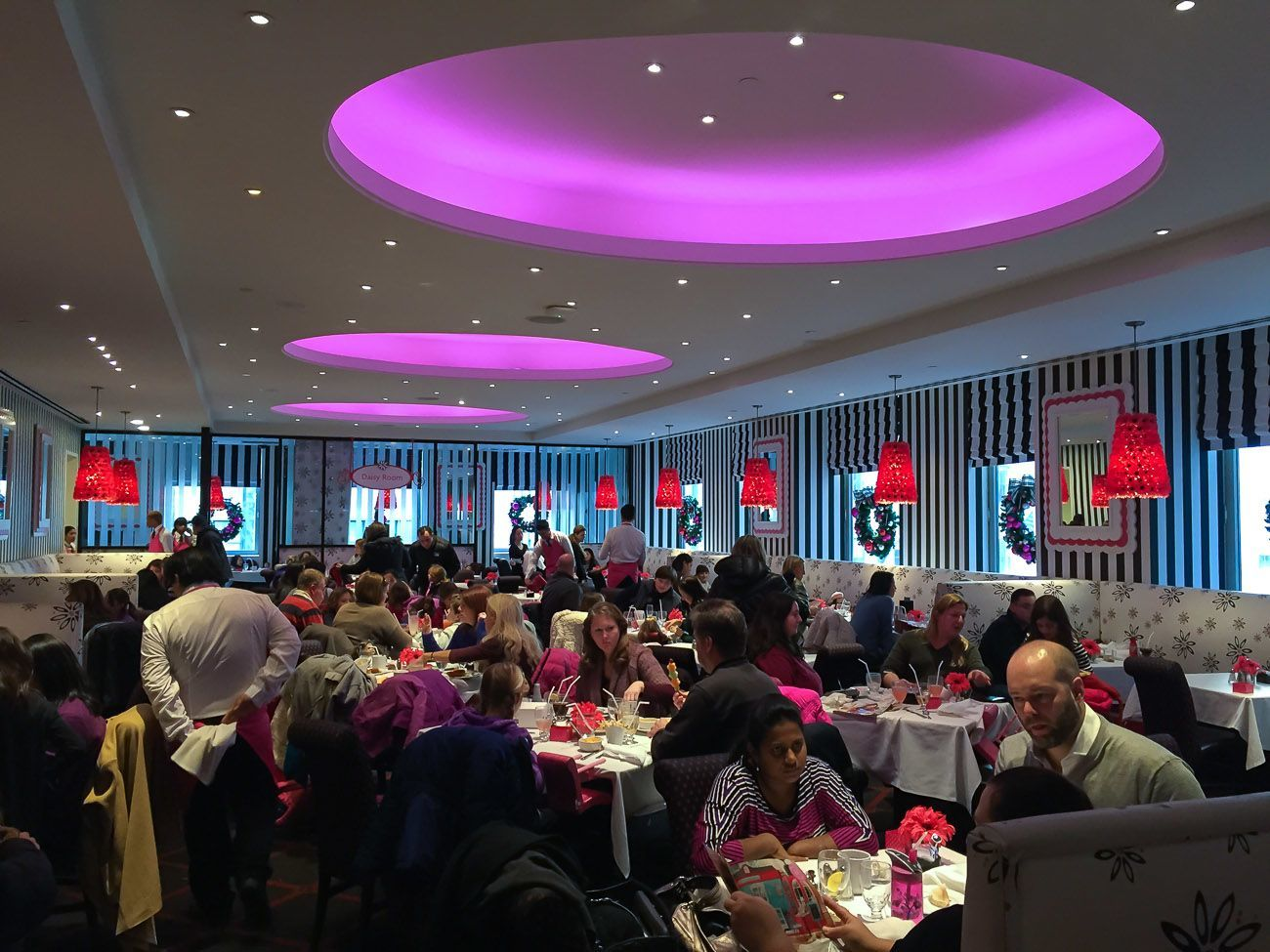 American Girl Lunch At American Girl Cafe In New York City