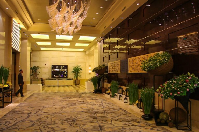 Stay in Beijing with Kids at the Four Seasons