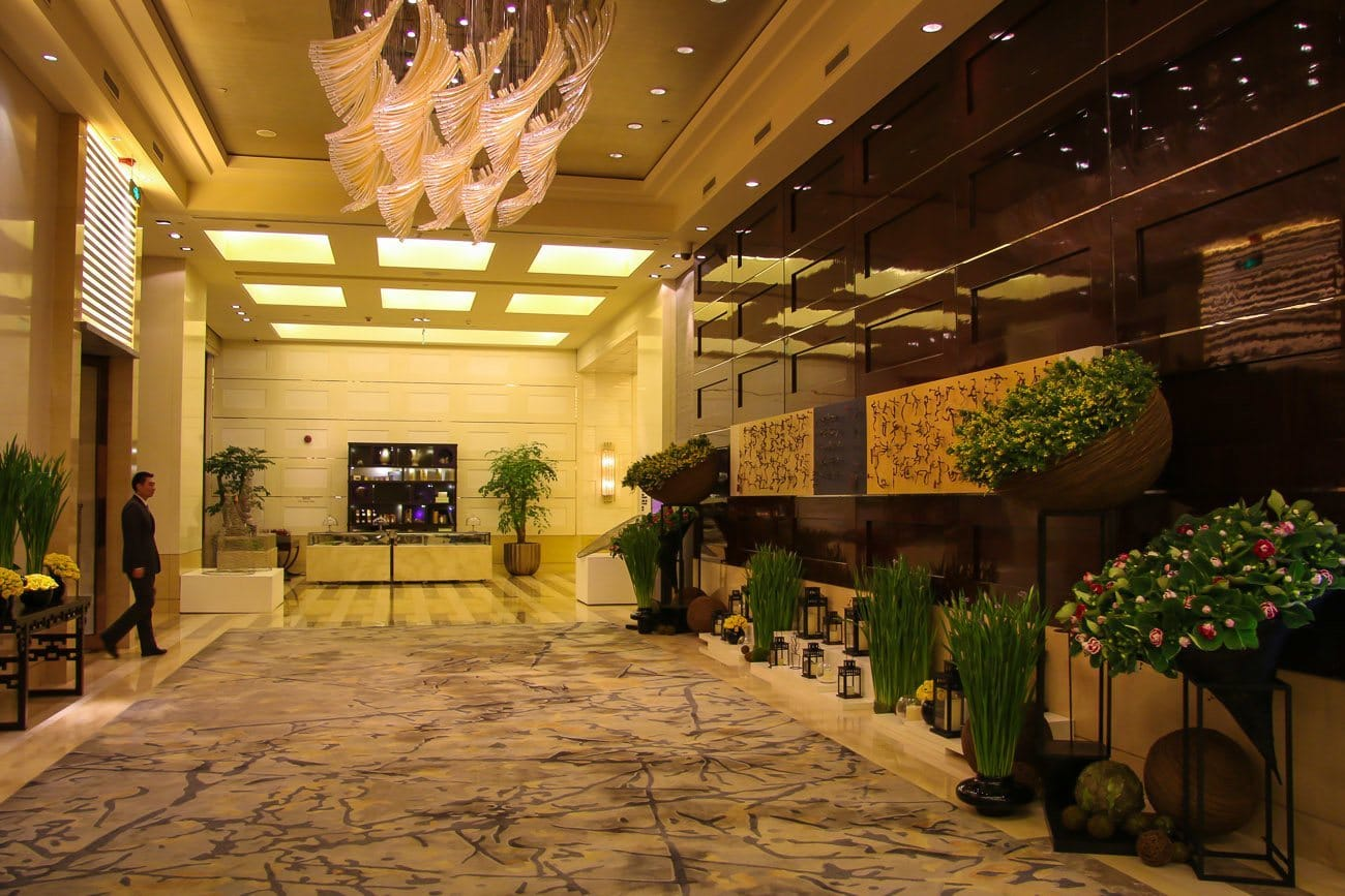 Stay At The Four Seasons Hotel Beijing With Kids La