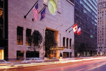Four Seasons Hotel New York has a prime location with tons to do within walking distance.