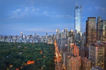 See why Mandarin Oriental New York is he nicest hotel in the city.
