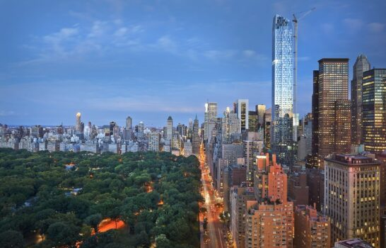 Mandarin Oriental, New York Review