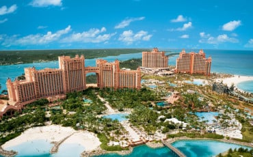 Atlantis Paradise Island Family Vacation in the Bahamas