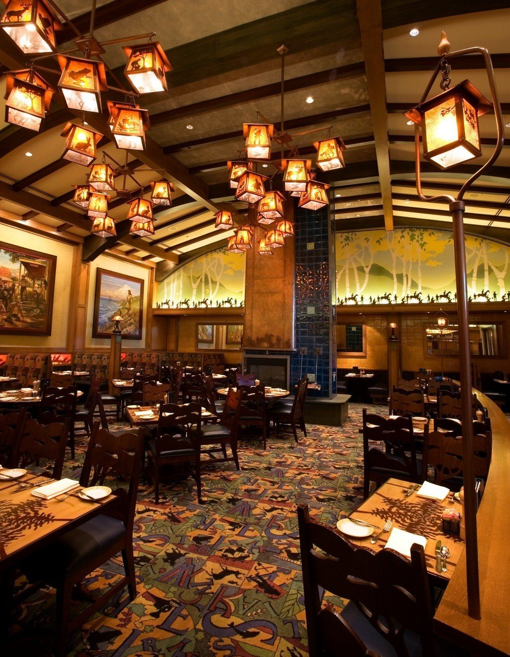 Storytellers Café, Disney's Grand Californian Hotel & Spa
