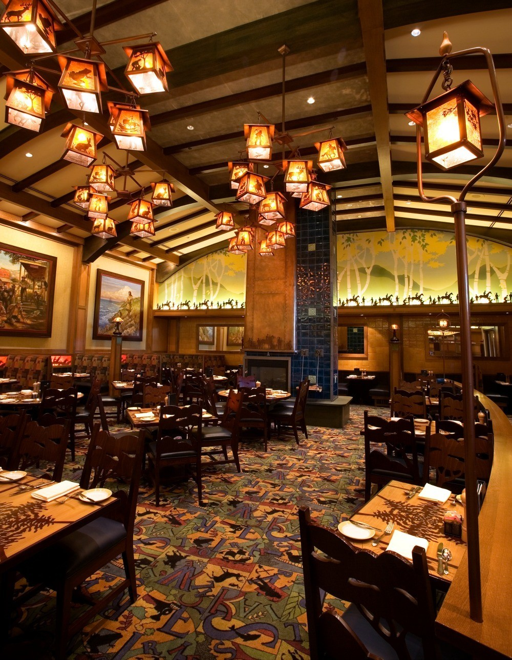 Storytellers Café, Disney's Grand Californian Hotel & Spa