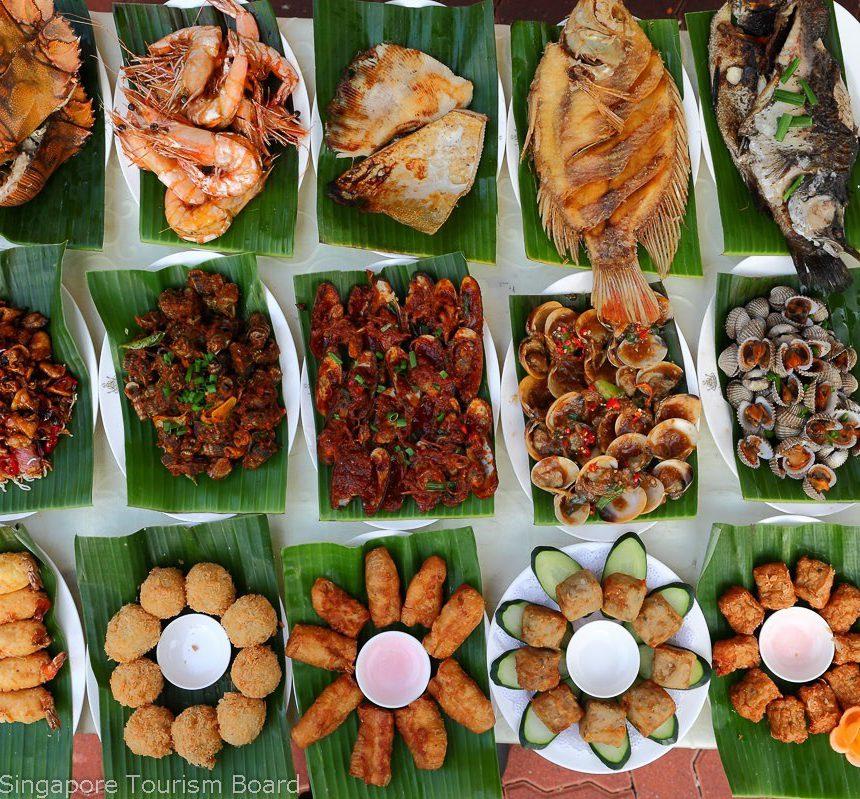 Must-Eat Singaporean Food