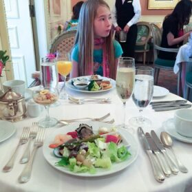 Elegant Sunday Brunch at The Westgate Hotel's Le Fontainebleau Room