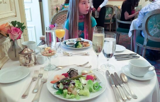 Elegant Sunday Brunch at The Westgate Hotel's Le Fontainebleau Room