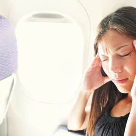 7 Tips for Flying with a Cold