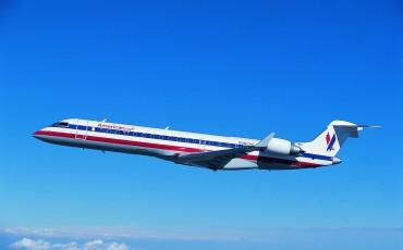 American Airlines regional jet