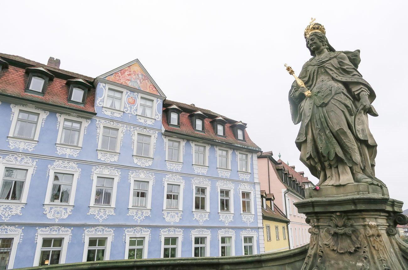Beautiful Bamberg Architecture