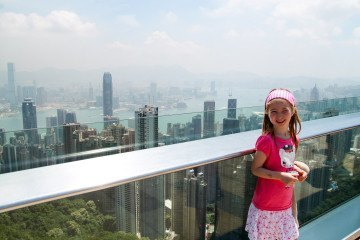 Things to do in Hong Kong with kids on a family vacation