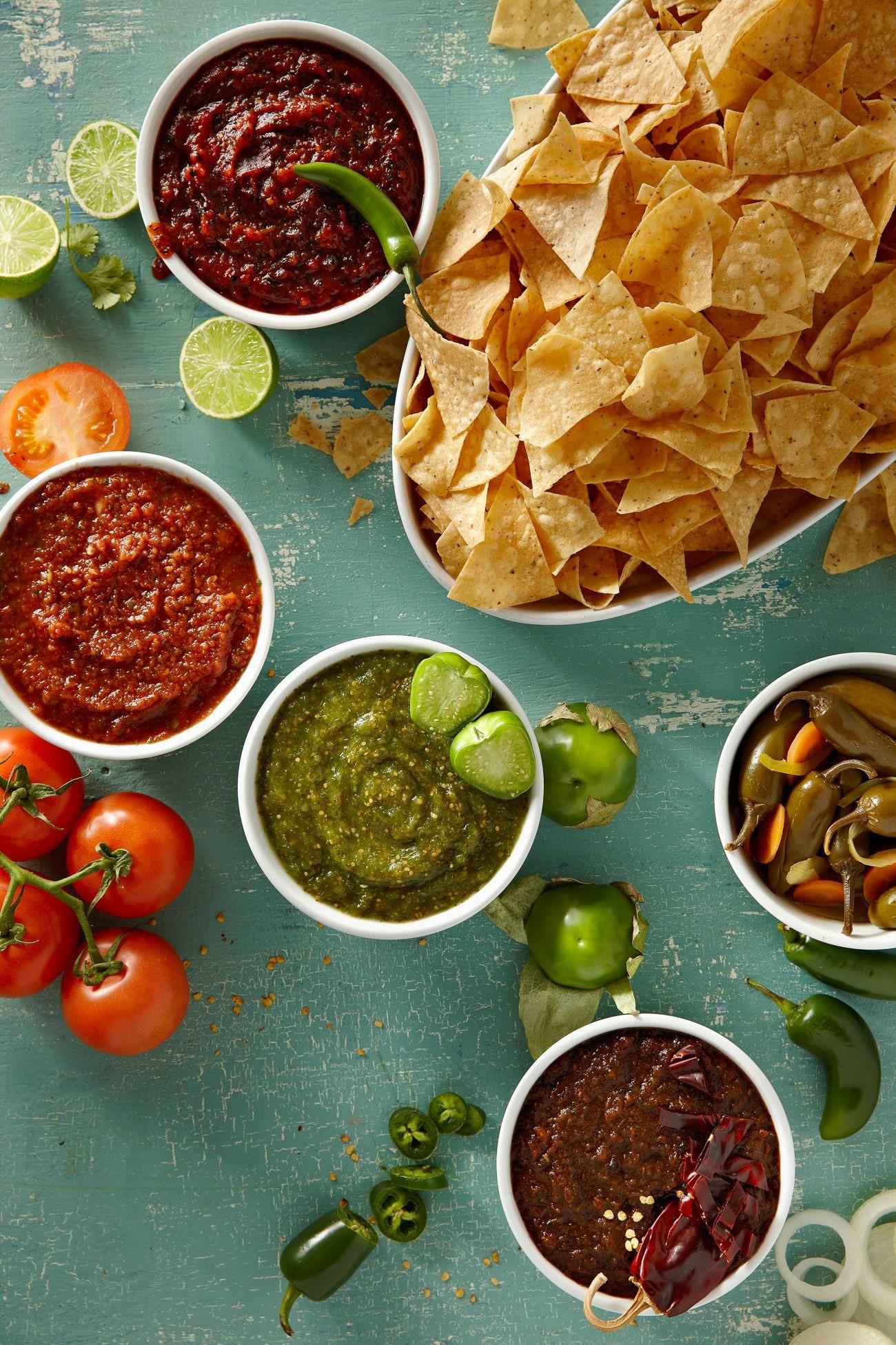 The recipe of Rubio's guacamole is quite simple