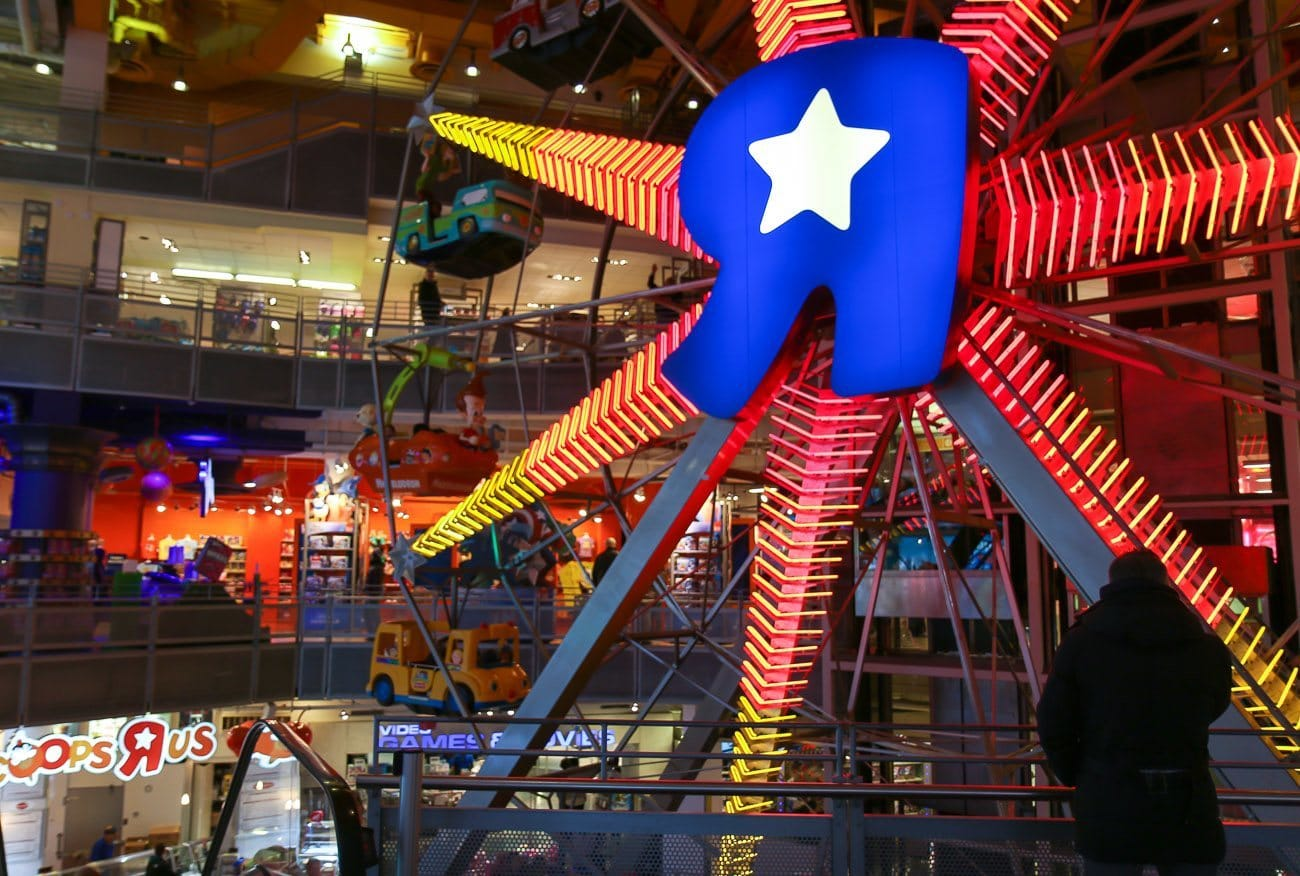 Toys R Us Times Square : Luxe things to do in new york city with kids la jolla mom