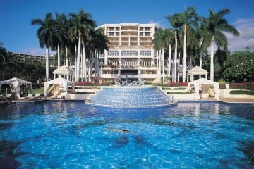 Hibiscus Pool at the Grand Wailea Resort in Maui