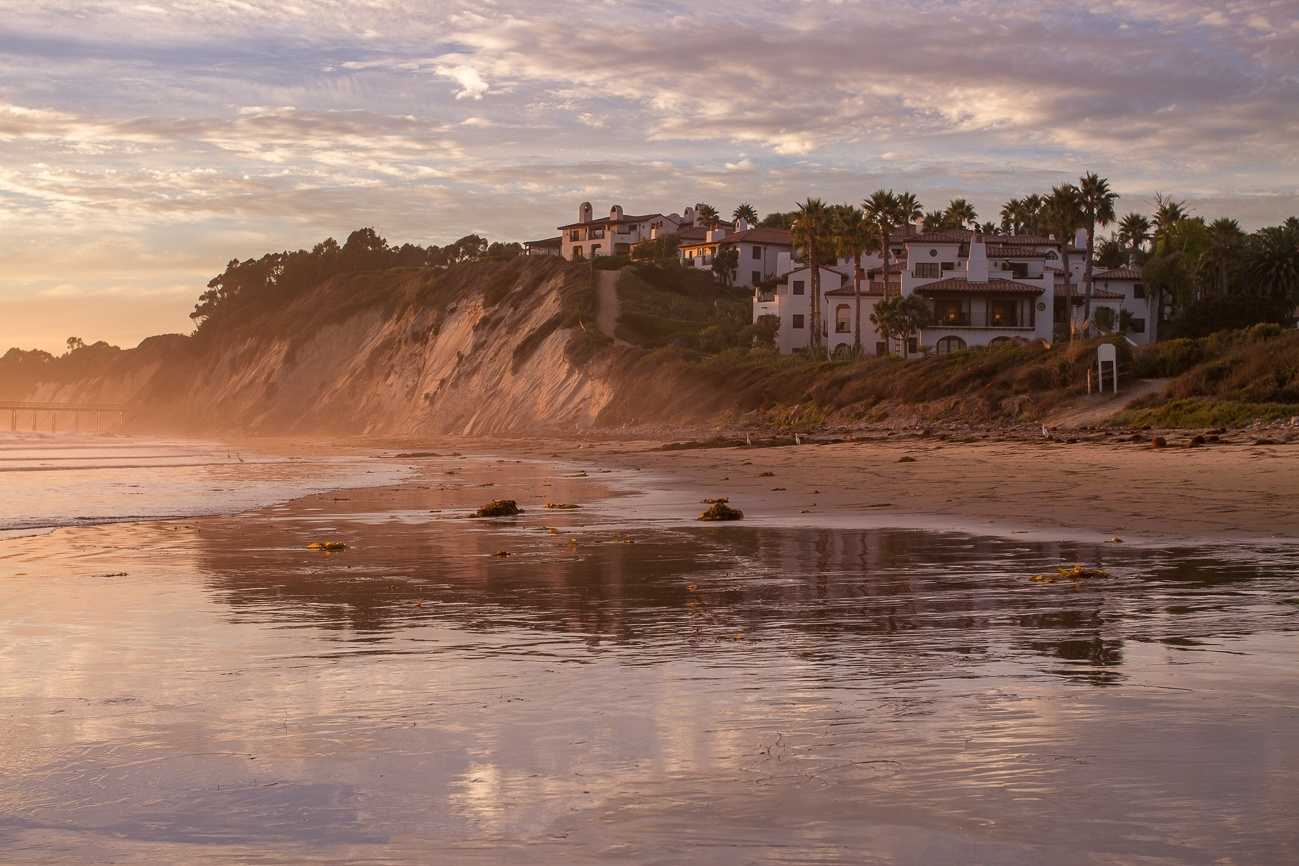 The Bacara Resort and Spa, a luxury property in Goleta near Santa Barbara