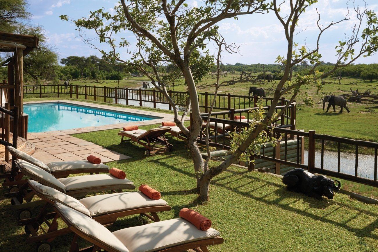 Belmond Savute Elephant Lodge in Botswana