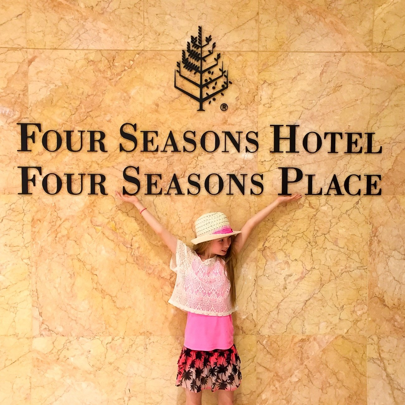 Four Seasons Hotel Hong Kong Instagram Takeover La Jolla Mom