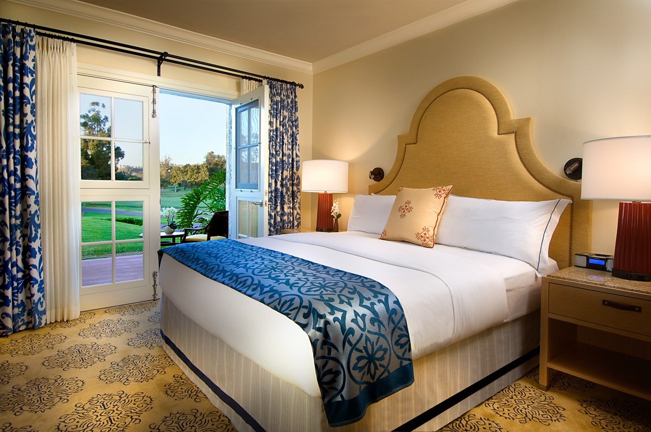 Omni La Costa Resort and Spa has family rooms with separate bedrooms