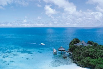 Shangri-la's Boracay Resort and Spa is great for a family vacation