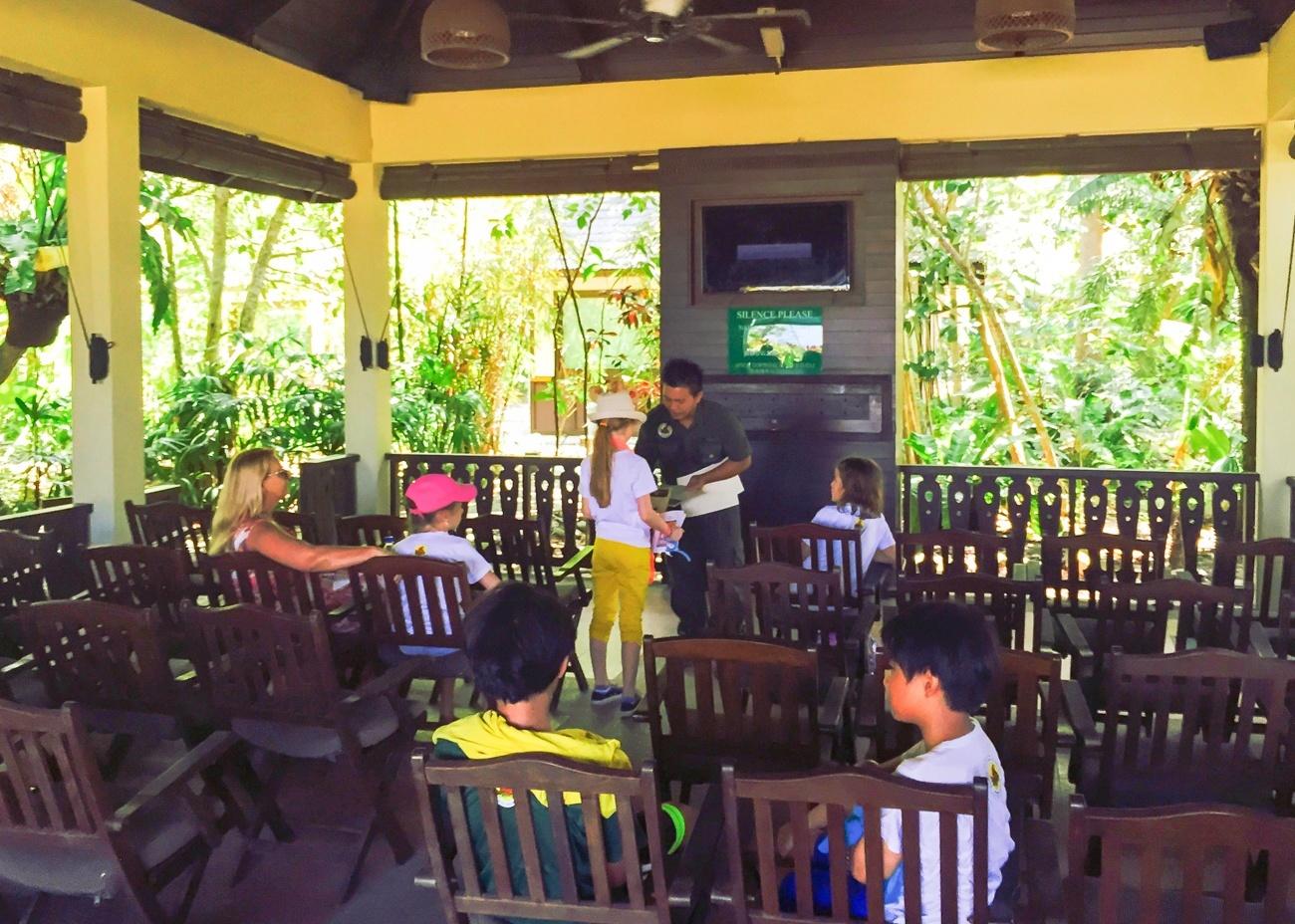 Ranger Experience at Shangri-la Rasa Ria Resort in Kota Kinabalu