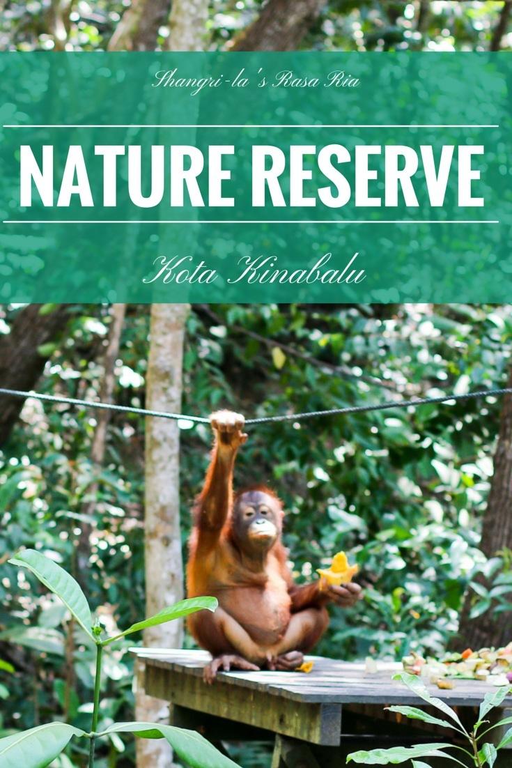 Visit Shangri-la's Rasa Ria Nature Reserve in Kota Kinabalu