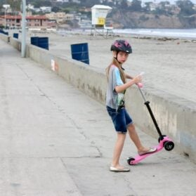 5 Reasons to Travel with a Scooter for Your Kids