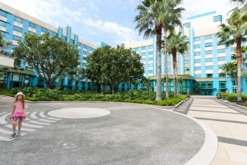 Read our review and learn tips for staying at Disney's Hollywood Hotel in Hong Kong.