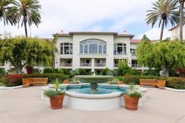 The Park Hyatt Aviara in Carlsbad is one of the few luxury hotel options in North County San Diego