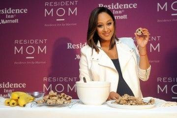 Tamera Mowery shares mom hacks as the 2015 Residence Inn Mom of the Year Residence Inn Mom of the Year
